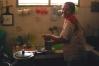 Maritza cocinando unos pastelitos de yuca increibles!