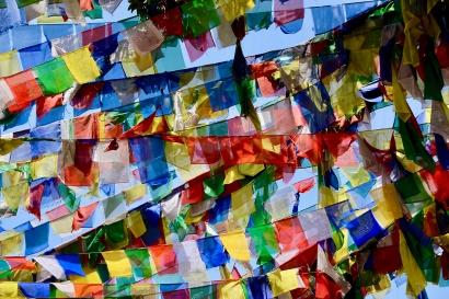 Banderines tibetanos